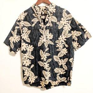 Vintage Tori Richard of Honolulu Hawaiian Shirt